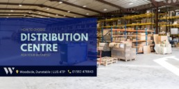 distribution centre for business